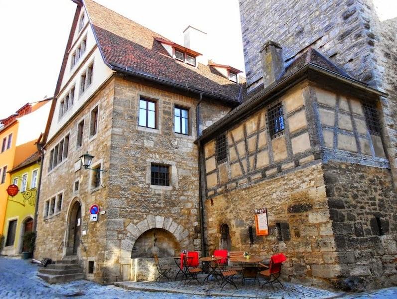 Construcoes medievais