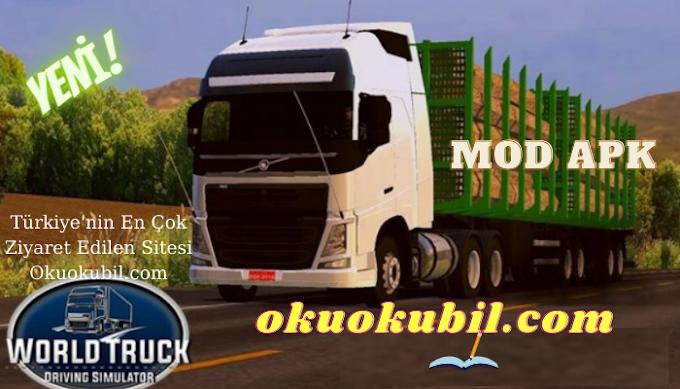 World Truck Driving Simulator v1,189 Para + Araç Hileli Mod Apk İndir 2021