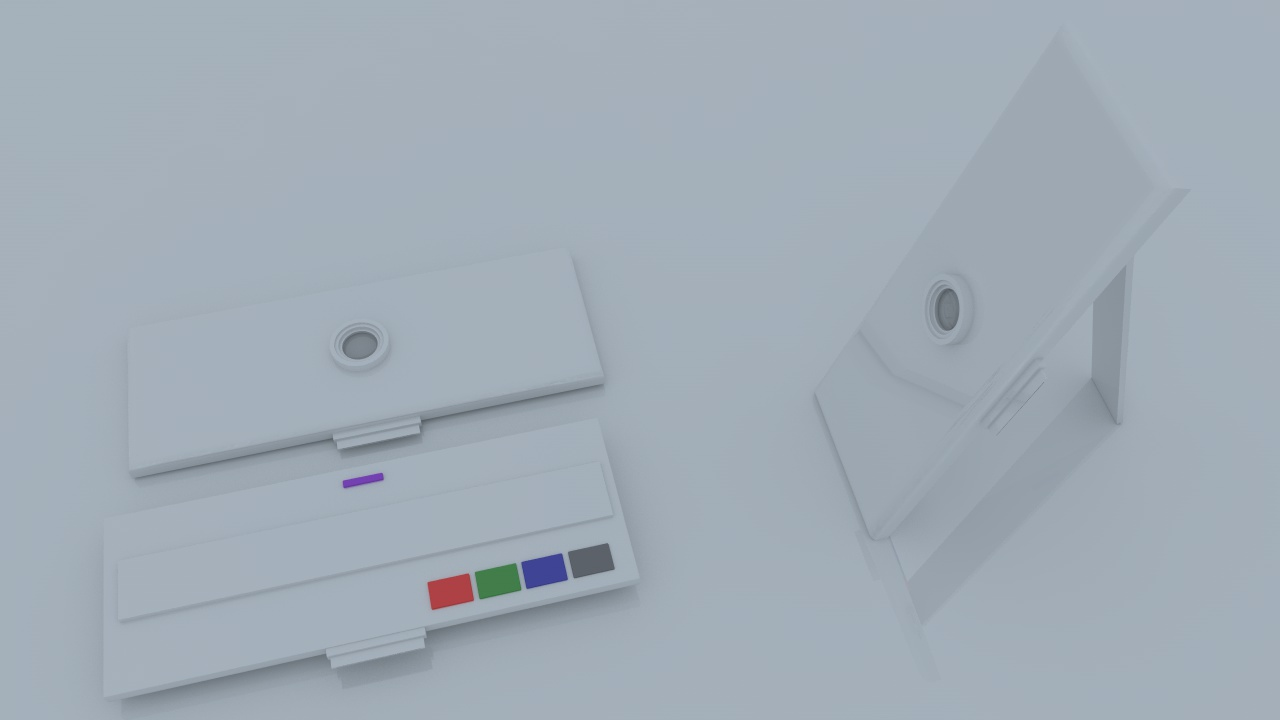 Concept projector for ipad for Ipad pro projector