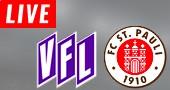 St. Pauli - Osnabruck LIVE STREAM streaming