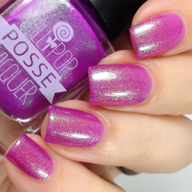 Lollipop Posse Lacquer-Wooden Stake Sale
