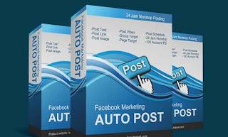 Facebook Marketing Auto Post