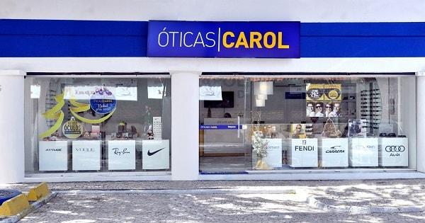 Óticas Carol contrata Auxiliar de Vendas Sem Experiência no Rio de Janeiro