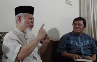 TP3 6 Laskar FPI Temui Jokowi, Hehamahua: Kami seperti Musa Datangi Firaun