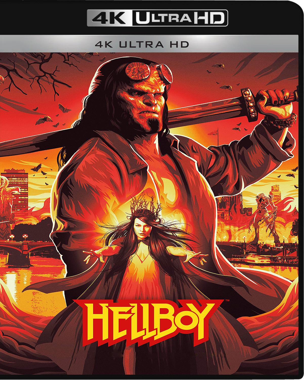Hellboy [2019] [UHD] [2160p] [Latino]