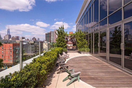 Luxury Life Design Penthouse One At One Avenue B