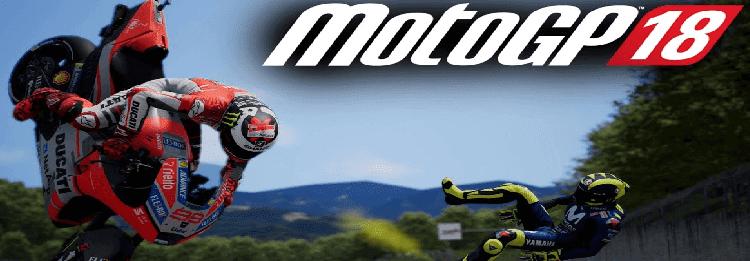 تحميل لعبة الموتوسيكلات MotoGP 18 للكمبيوتر برابط مباشر وحجم صغير