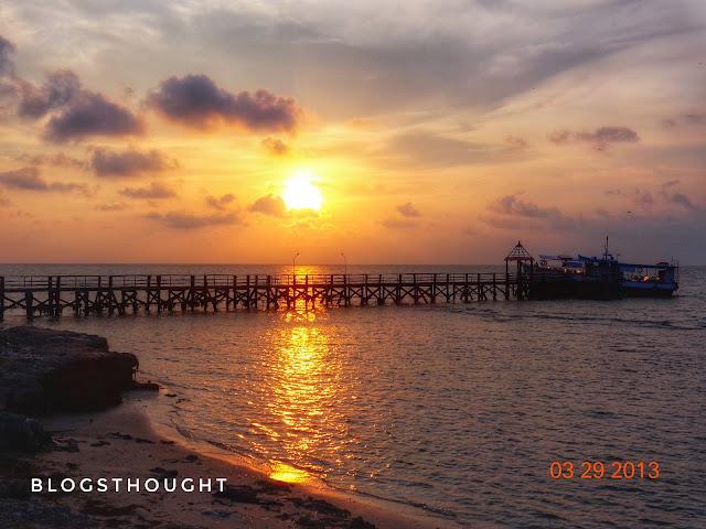 Sunrise Rameswaram