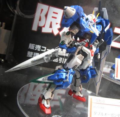 RG Double 0 Gundam Seven Swroed @EXPO2016
