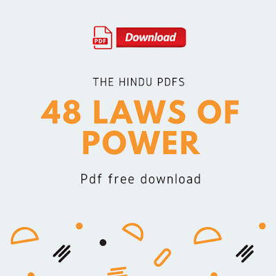 48 Laws Of Power Pdf Free Download
