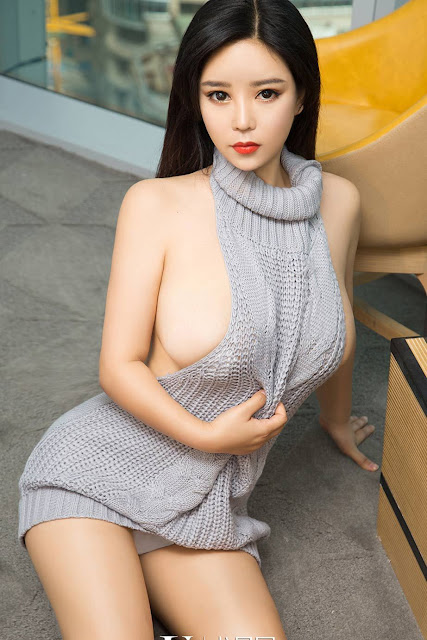 Hot and sexy big boobs photos of beautiful busty asian hottie chick Chinese booty model Ai Na photo highlights on Pinays Finest sexy nude photo collection site.