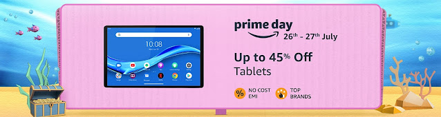 Amazon Prime Day Deals on Tablets
