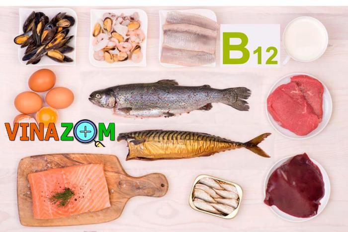 Vitamin B12 ngăn ngừa bạc tóc sớm