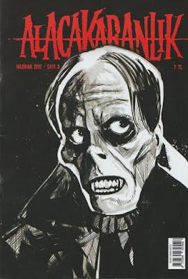 Alacakaranlık 3. Sayı (Haziran) - The Phantom of the Opera