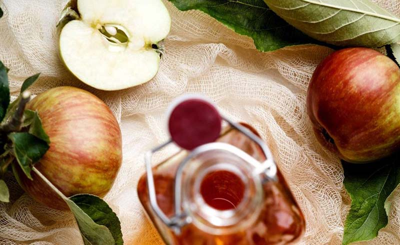 Fight Hair Loss and Greasy Strands With Apple Cider Vinegar