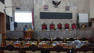 Fraksi Di DPRD Kab Cirebon Kritik Penyerapan APBD 2018