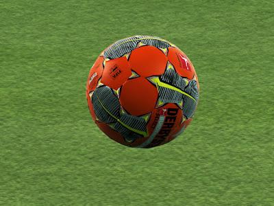 PES 2013 Balls Derbystar Bundesliga 2019/2020 by M4rcelo