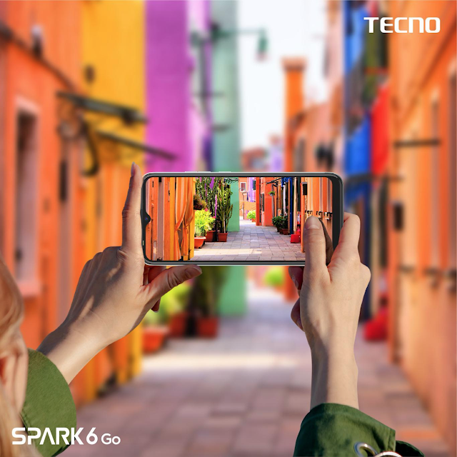 PRICE DROP ALERT! TECNO Spark 6 Go Is Now Up For Grabs For Only P4,999!