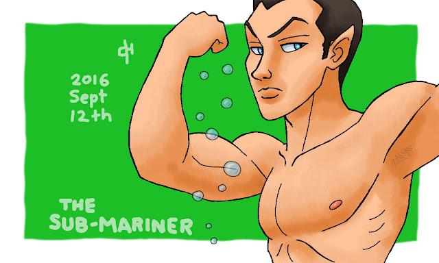 Marvel, The Sub-Mariner