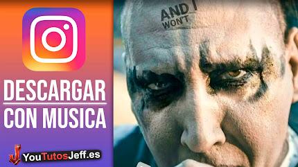 Descargar Stories de Instagram CON MÚSICA SIN APLICACIONES