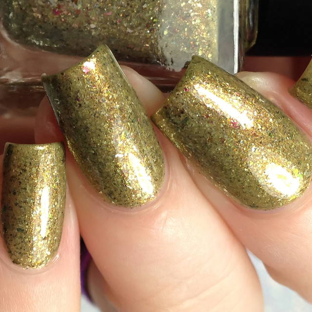 Night Owl Lacquer-Two Rings, Two Times