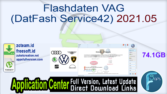 Flashdaten VAG (DatFash Service42) 2021.05