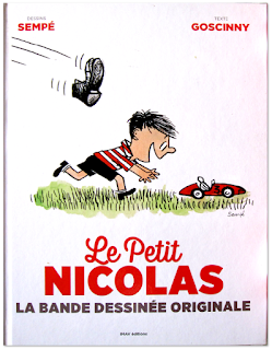 El pequeño Nicolás de Sempé y Goscinny
