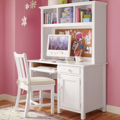 meja belajar minimalis anak anak
