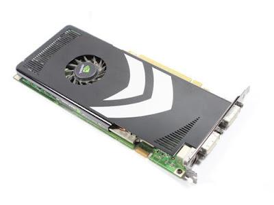Nvidia GeForce 8800 GTフルドライバーのダウンロード