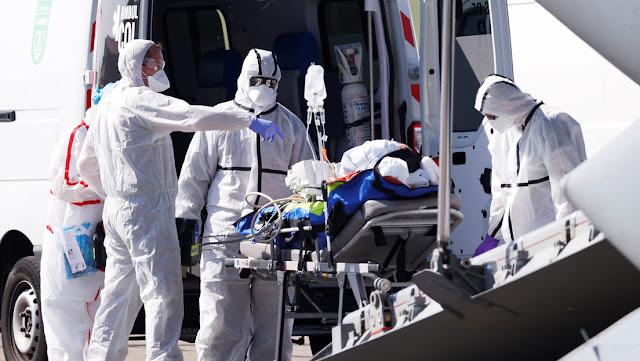 Las muertes por el covid-19 en Francia superan ya las 12.000 personas