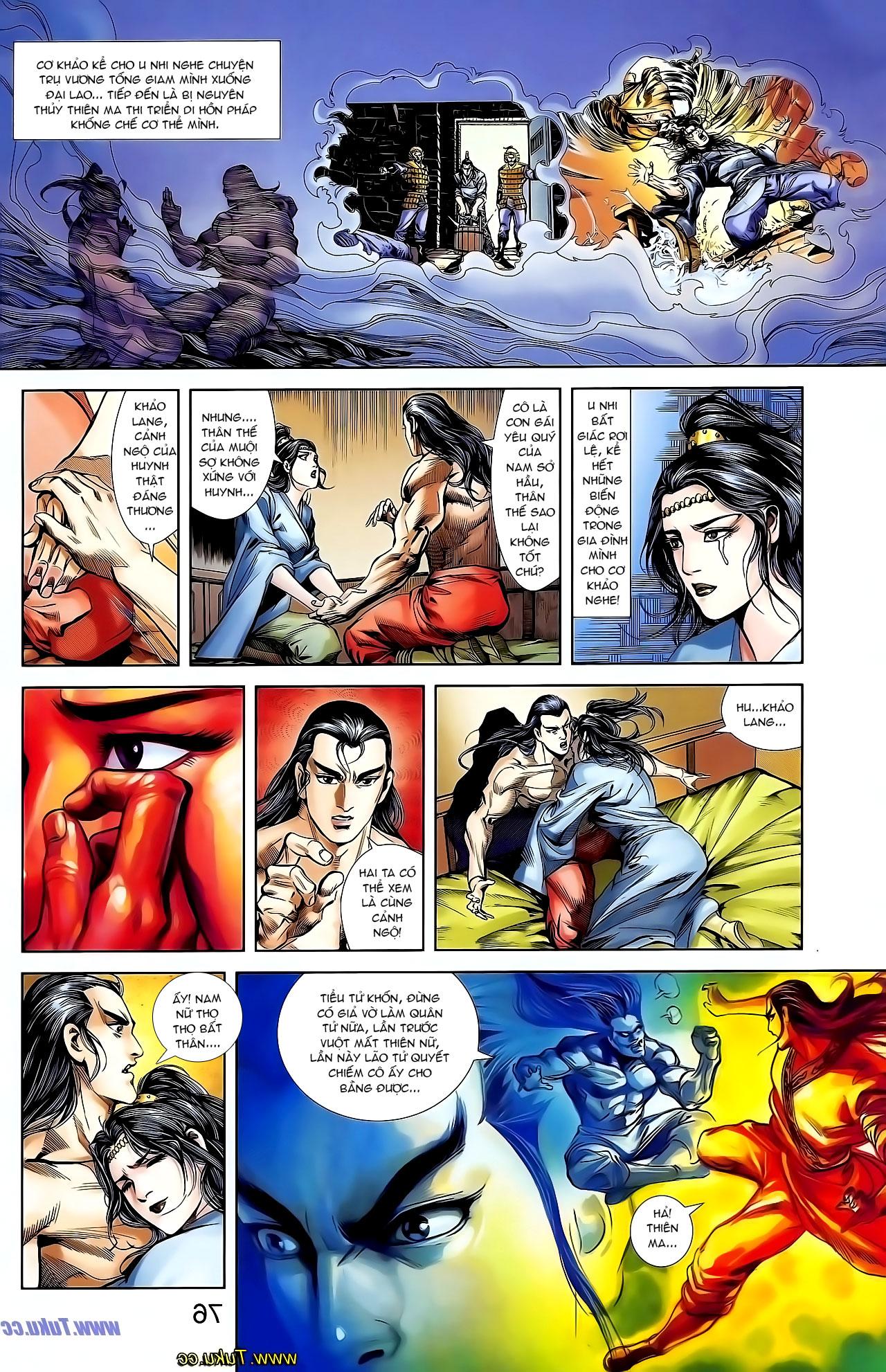 Cơ Phát Khai Chu Bản chapter 128 trang 7