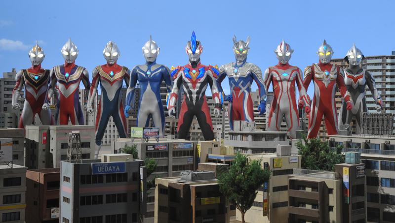 9 Ultraman Bantu Amankan Pilkada DKI Putaran Kedua