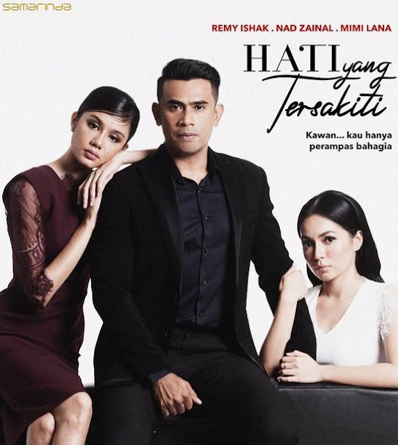 aksikan Semua Episod Drama Hati Yang Tersakiti Di Slot Samarinda TV3