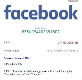 menambah like Fanspage Facebook