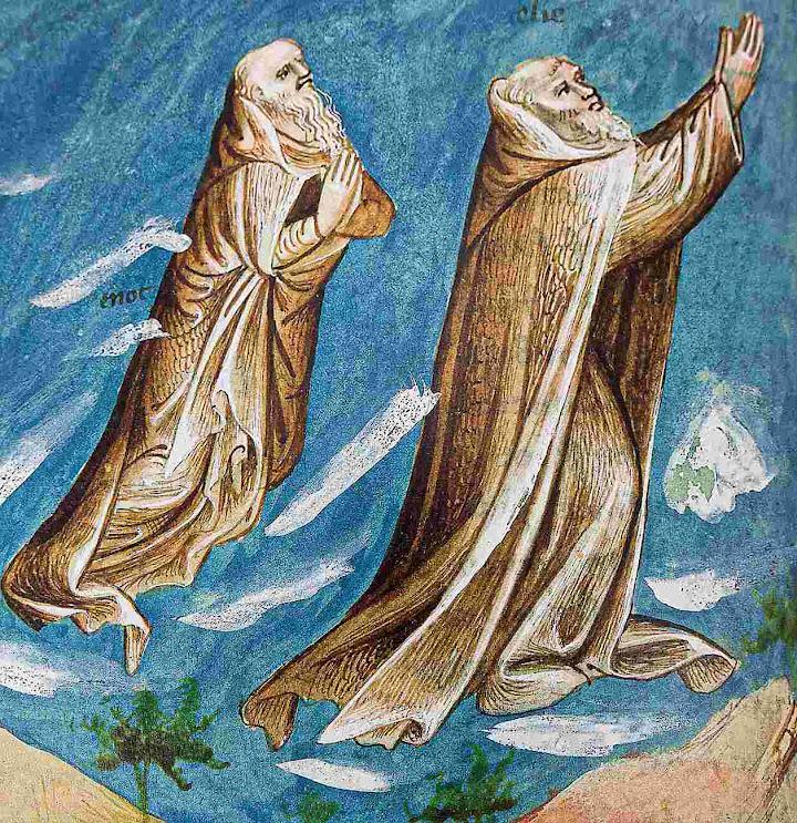 Elias e Enoque, Apocalipse de Berry
