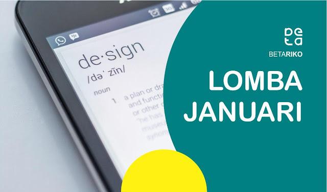 Direktori Informasi Lomba Blog Januari