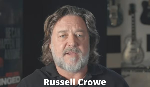 Russell Crowe height