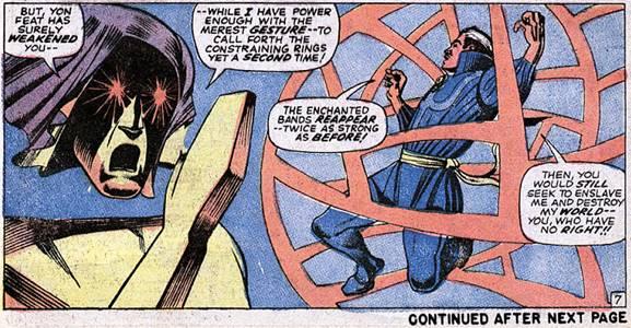 Fakta-fakta Living Tribunal (Marvel Comics)