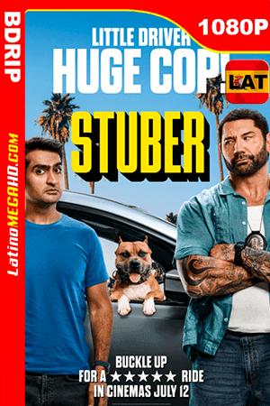 Stuber: Locos al Volante (2019) Latino HD BDRIP 1080P - 2019