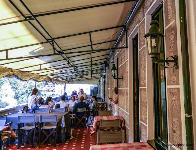 Restaurante Zé da Calçada, em Amarante, Portugal