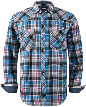 Western Flannel Shirts For Men