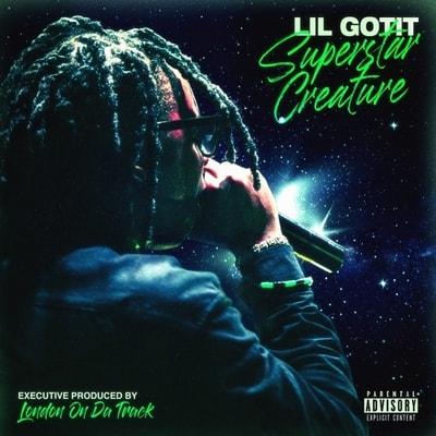 Lil Gotit - Superstar Creature (2020) - Album Download, Itunes Cover, Official Cover, Album CD Cover Art, Tracklist, 320KBPS, Zip album