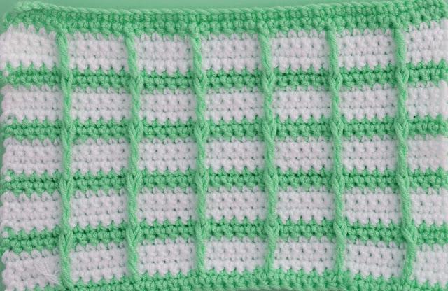 2 - Crochet Imagen Puntada para abrigos y jerseis por Majovel Crochet