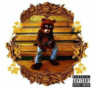 WHAT WAS THE NAME OF KANYE'S FIRST ALBUM?