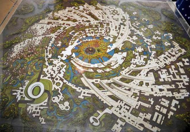 UNESCO Himayesi Altında Olan Auroville'de Yaşam
