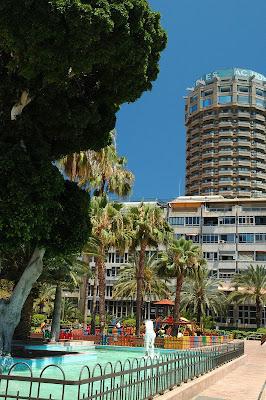 Las Palmas de GC, Islas Canarias, Calle Ripoche, La Isleta
