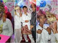 Netizen Geger, Siswa SMP Usia 15 Tahun di Palembang Ini Sudah Menikah