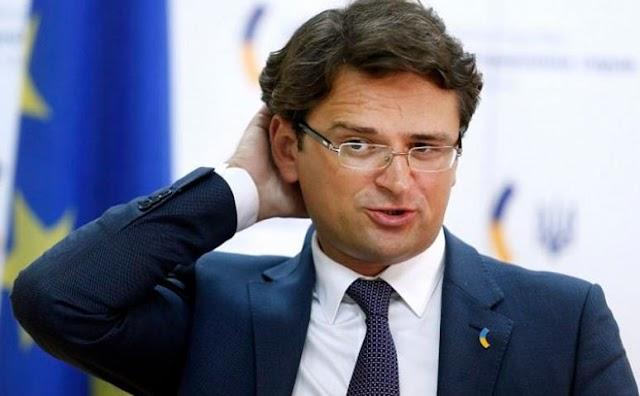 Az ukrán külügyminiszter aggodalmát fejezte ki a kijevi magyar nagykövet sajtónyilatkozata miatt