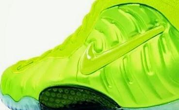 b67225b7836 THE SNEAKER ADDICT  Nike Air Foamposite Pro Volt Tennisball Sneaker ...