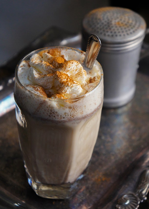 Sugary & Buttery - Malted Gingerbread Latte
